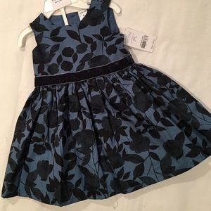 Gorgeous Baby Dress w/ Diaper Cover